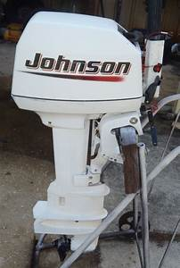 8hp Johnson Long Shaft