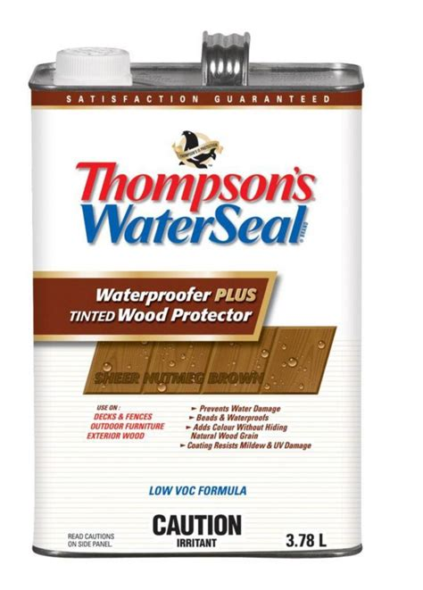 Thompsons Deck Wash by Thompson S Waterseal Deck Wash Thc052501 In Canada