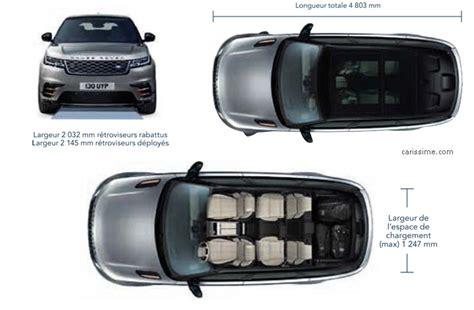 range rover velar  carissime linfo automobile