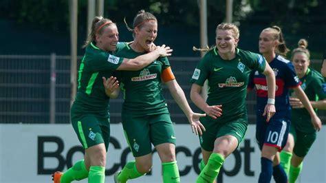 Fest steht, dass niclas füllkrug (28) und. Werder Bremen: Frauen schaffen Klassenerhalt in der ersten Bundesliga   News