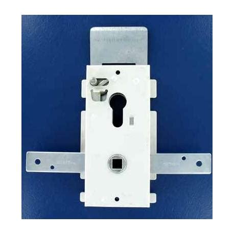 porte de garage basculante tubauto serrure pour porte standard hormann ou tubauto adaptable