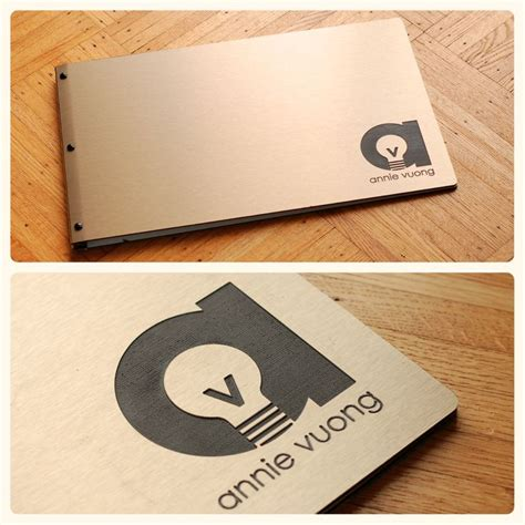12355 graphic design portfolio book exles brushed bronze klo custom portfolio book graphics