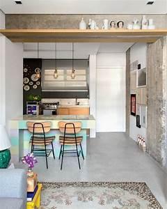 Wohnung Modern Einrichten : kleine wohnung einrichten ~ Sanjose-hotels-ca.com Haus und Dekorationen