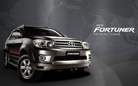 Fortuner Wallpapers