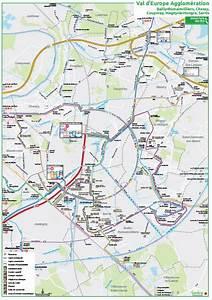 Plan Val D Europe : transport renforcement du r seau de bus du val d europe ~ Dailycaller-alerts.com Idées de Décoration