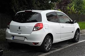 File Renault Clio 20th  Iii  Facelift   U2013 Heckansicht  11