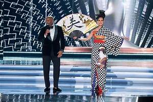 WATCH: Miss Japan's national costume transformation ...
