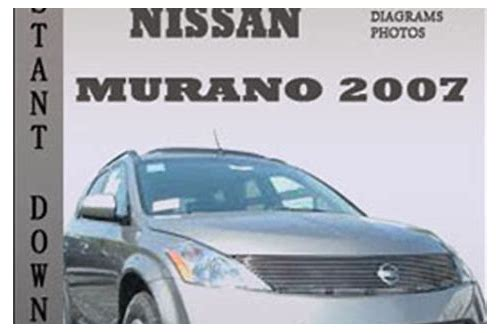2007 nissan versa owners manual