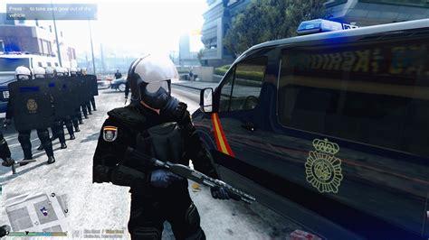 mod e cuisine uip antidisturbios uip policia nacional española gta5 mods com