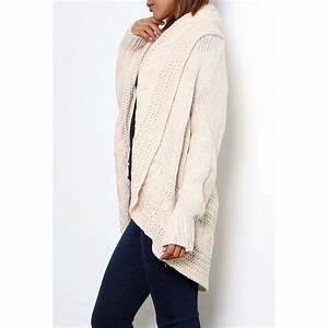 Gilet Long Grosse Maille : choissez la couleur pour votre gilet long et mode en grosse maille ~ Melissatoandfro.com Idées de Décoration