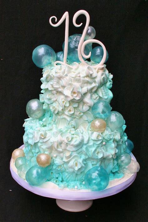 birthday cake  bubbles