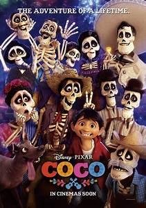 Le Family Cinema : affiche du film coco affiche 2 sur 14 allocin ~ Melissatoandfro.com Idées de Décoration