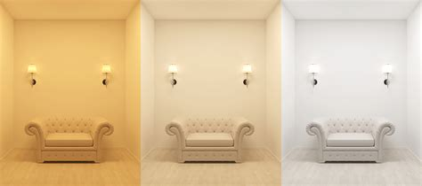 Bathroom Lighting Color Temperature by What Is The Ideal Color Temperature For Your Lighting