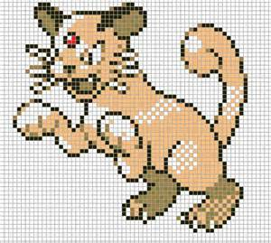 Minecraft Pokemon Pixel Art Grid