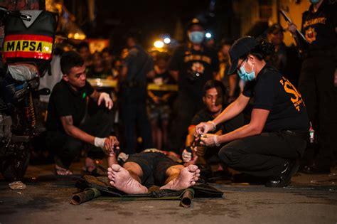 philippines  polices murderous war   poor