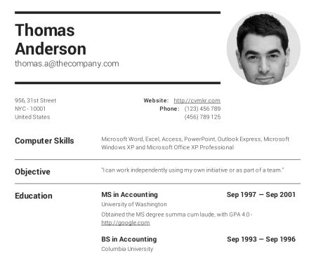 Cv Creator by Create Professional Resumes For Free Cv Creator