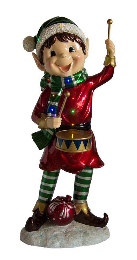 elf elves christmas elf statues statue elf christmas
