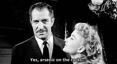 Vincent Haunted Hill Gifs Arsenic Horror 1959