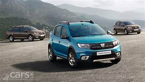 Dacia Sandero Automatique 2017 : dacia sandero sandero stepway and logan get a makeover for 2017 paris debut cars uk ~ Maxctalentgroup.com Avis de Voitures
