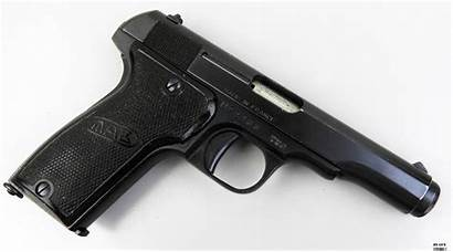 Mab Pistola Francais Polizia Cal Mod Mm