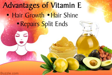 Vitamin E Oil For Hair To Bring Back The Lost Shine