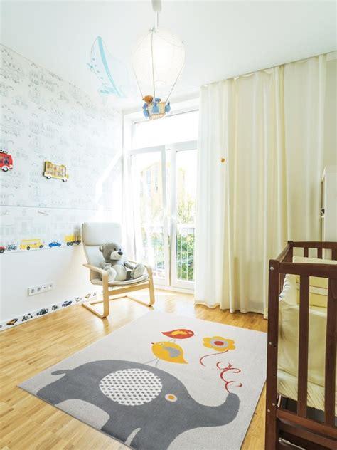 tappeto bambina progetto cameretta bambina stile nordico con cabina