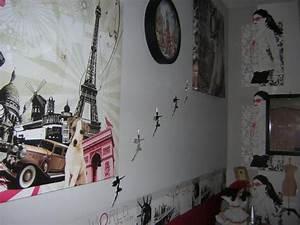 Tableau Chambre Fille : chambre de ma fille 6 photos albatre59 ~ Teatrodelosmanantiales.com Idées de Décoration