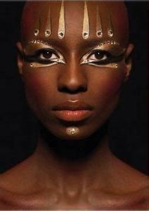 1000+ images about African tribal makeup on Pinterest ...