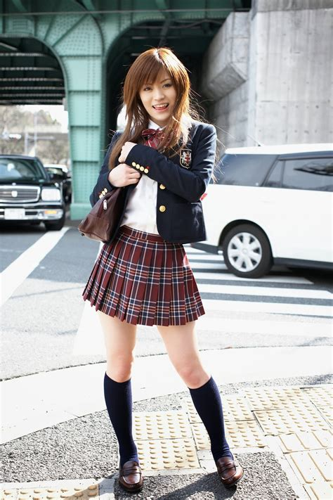 Asian Strip Azusa Itagaki In Japan School Uniform Stripping To Her Bra