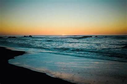 Beach Winter Waves Coming Kyle Cameron Isn
