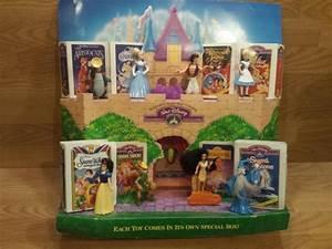 McDonald's Toy Display 1995 Walt Disney Masterpiece ...