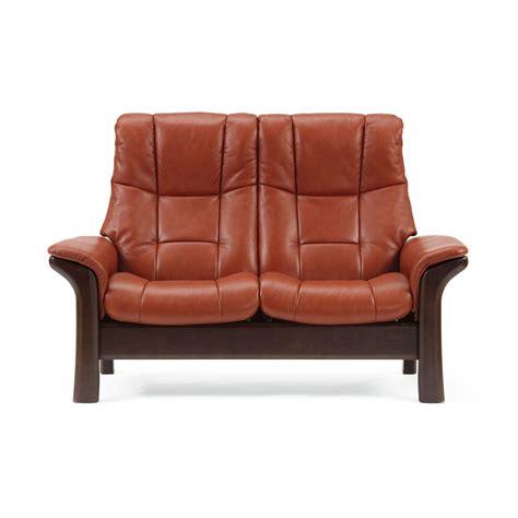 Stressless Sofa 2-sitzer Windsor (m) Hoch Paloma Copper
