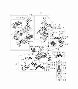 Samsung Vacuum Parts