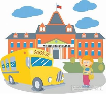 Kindergarten Clipart Building Clipground