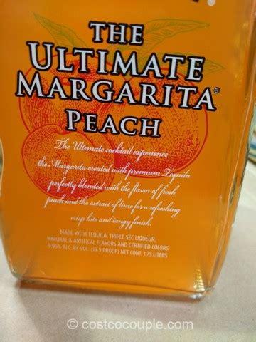 ultimate peach margarita