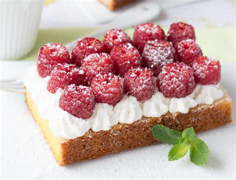 tarte sans cuisson framboise et menthe recettes femme actuelle