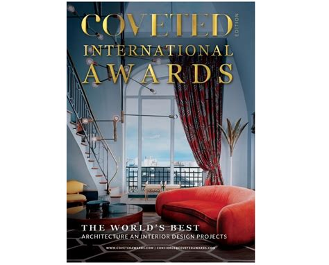 coveted magazine promotes first edition coveted international awards covet edition