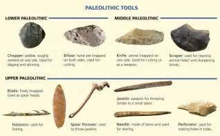 Paleolithic Tools Period