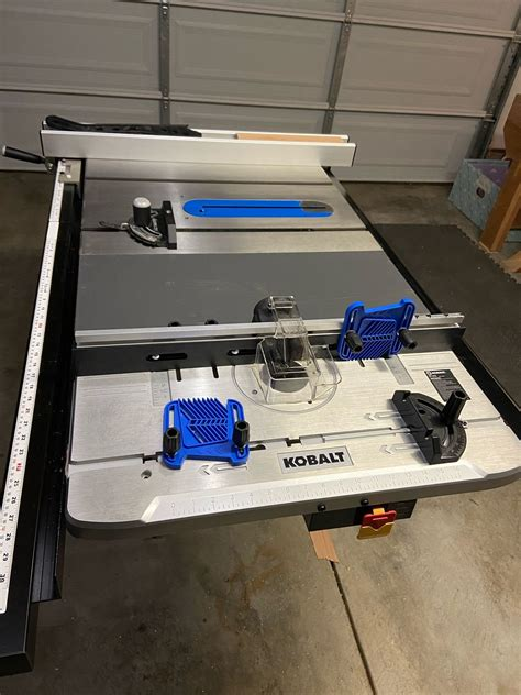 Product manuals are organized in ascending order by model number. Fitted the Kobalt router table onto my Delta 36-725 table ...