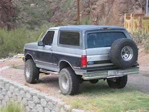 Chevyridinboxer 1989 Ford Bronco Ii Specs  Photos
