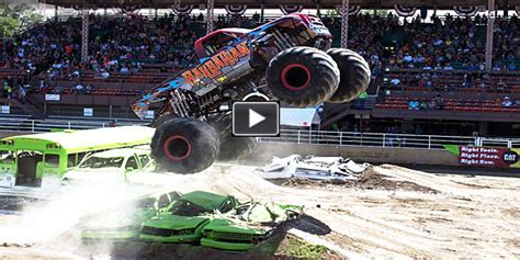 rc monster truck freestyle blasting power unleashed are you ready for these