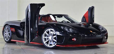 koenigsegg ccxrs  sale  fusion luxury motors