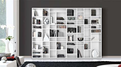 librerie moderne design librerie a muro moderne