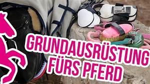 Was Braucht Man Alles Zum Streichen : reiten lernen grundausr stung f rs pferd youtube ~ Markanthonyermac.com Haus und Dekorationen