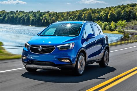 buick encore  drive review motor trend