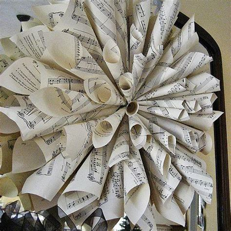 easy  inexpensivechristmas decorations  sheet