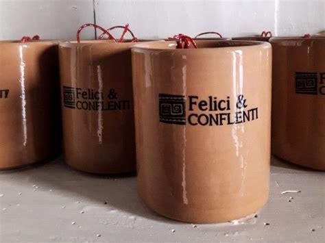 bicchieri in terracotta laboratori per bambini un altro must per felici conflenti