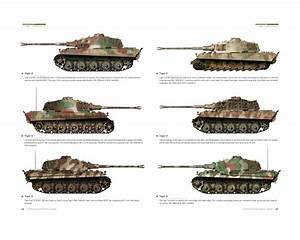 Tank Camouflage Patterns | 1945 GERMAN COLORS, CAMOUFLAGE ...