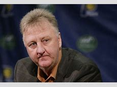 Larry Bird steps down as Pacers president Chicago Tribune