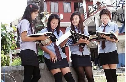 Nepal Nepali Wallpapers College Nepalese Uniforms Sweet